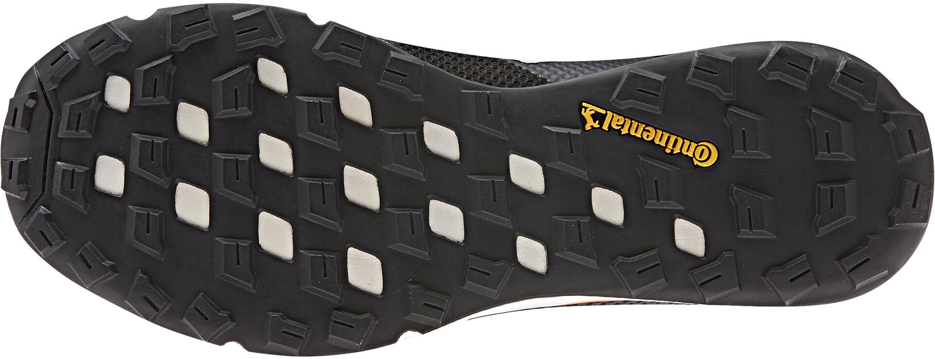 adidas TERREX Two GTX Low Cut Schuhe Herren legend inkgrey oneactive gold